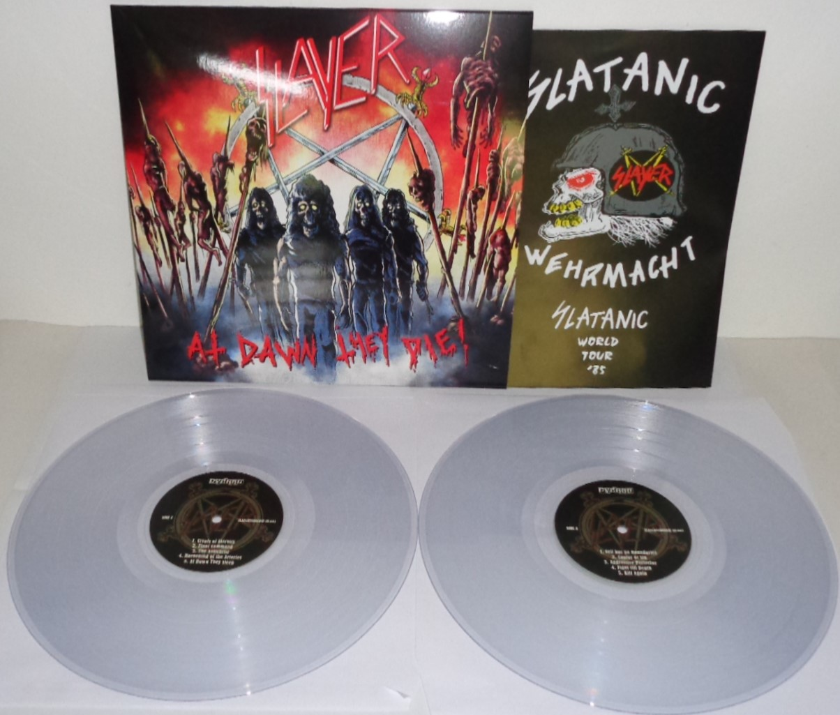 The Weeknd Starboy Translucent Red Vinyl Vinyl 2lp: Slayer Vinyl Bootlegs
