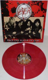 Slayer Vinyl Bootlegs